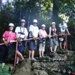 Zip linning with new friends