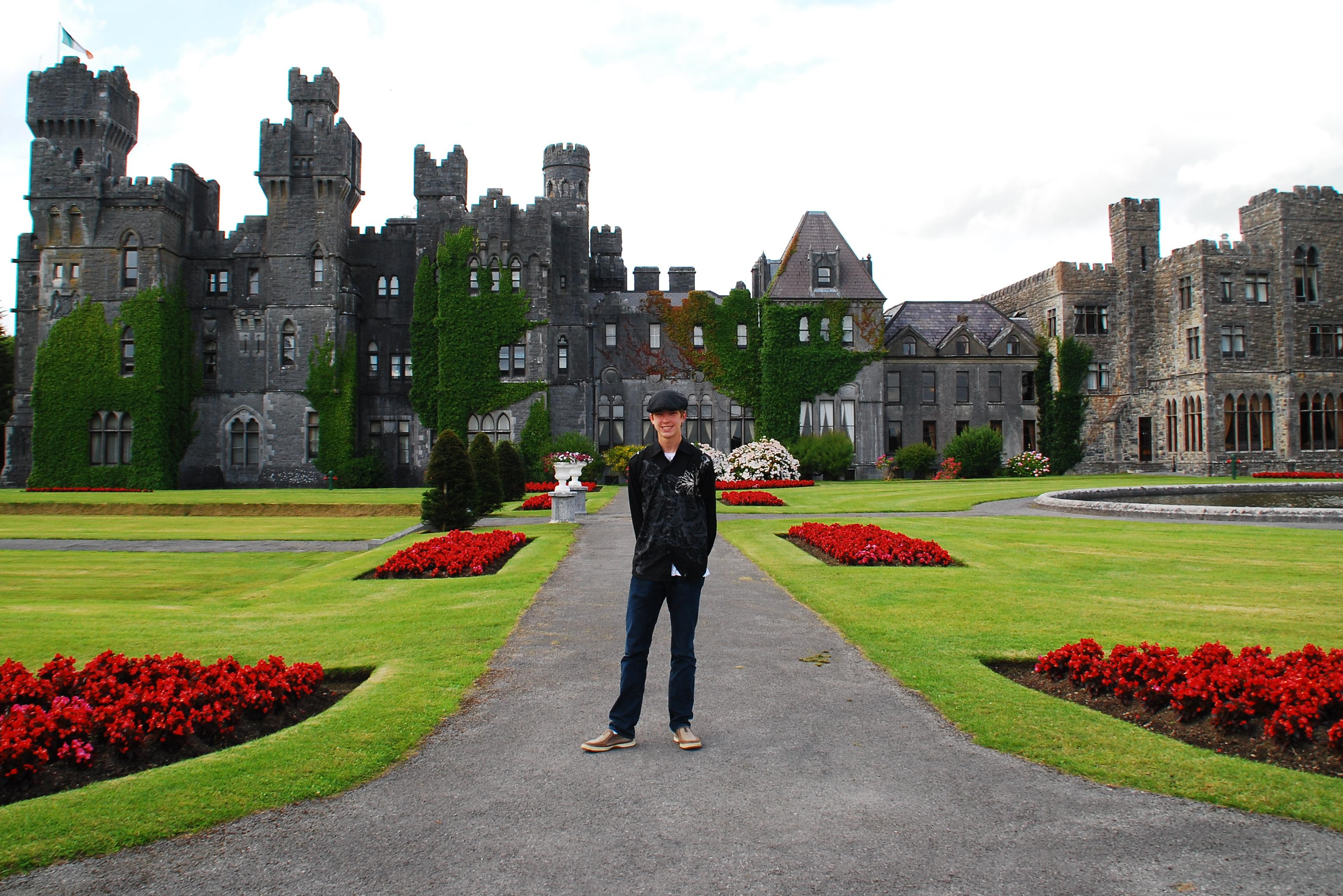 Ashford Castle: A Fairy Tale Setting In A Luxury Hotel